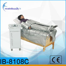 air pressure & infrared pressotherapy