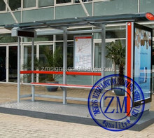 bus stop shelter prices / aluminum car shelter /bus stop shelter