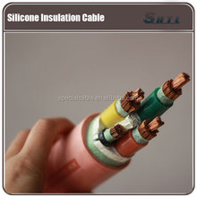 SILICONE Rubber Insulation Silicone sheath POWER CABLE,factory price top quality cabling