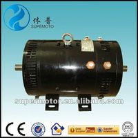 series wound dc motors for ev