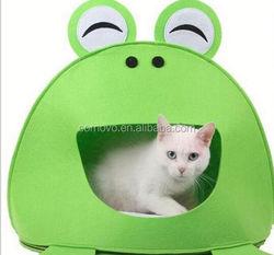 China factory 2016 Factory Direct Waterproof Felt Pet House on Alibaba