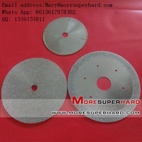 electroplated diamond saw blade, dicing balde for stone, marble, granite cutting,brake pad processing