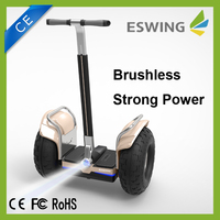 Electric Personal Transport Motor 2 Wheel Self Balancing Electric Vehicle