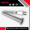 High operation temperature High power long uselife IR Ceramic heater Pipe
