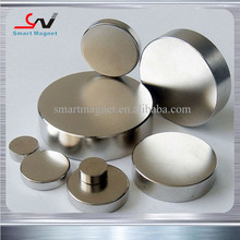 Strong powerful cheap ndfeb neodymium disc shaped magnets
