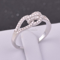 Indian ladies silver finger ring
