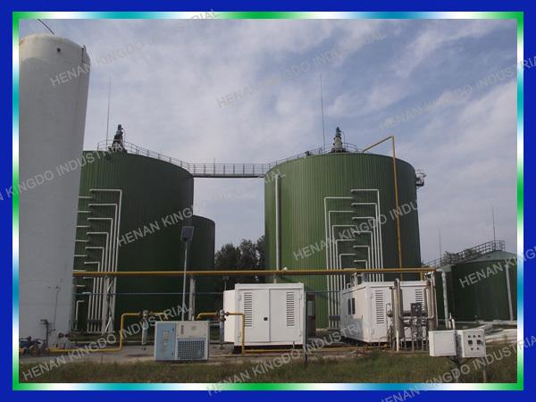 Mini Gas Plant : Portable methane biogas project mini plant buy
