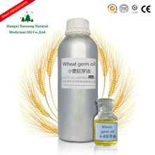 Jiangxi Xuesong China manufacturer wheat germ oil extraction from plant
