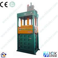 Used Rag Baling Press Machine
