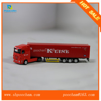 custom made promotional scale model trucks