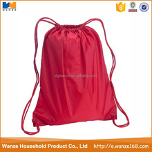 Top Quality Customized Cheap Promotion Drawstring Bag/Wholesale Cotton Drawstring Bag/Waterproof Custom Nylon Drawstring Bag