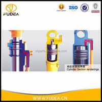 Special excavator world largest hydraulic cylinder