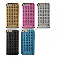 Rebecca Minkoff 2 in 1 Revit Design Back Hard Cover Case for Iphone 6/ 6 plus