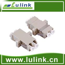 LC/PC-LC/PC MM Duplex Optical Fiber Adapter