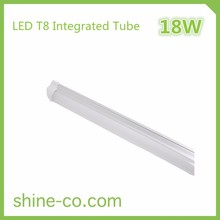 17-18W 1200MM Home Electric Lighting T8 Integrated LED Tube from China ManufactureTube by LED Lighting Distributor