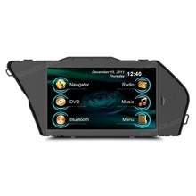 HD touch screen special car dvd for Mercedes Benz GLK 300 with RDS