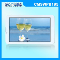 Dual Core 7 inch Tablet Android 3g CMSWPB195