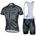 batman roupas de ciclismo manga curta jersey bib shorts de poliéster coolmax almofada atacado personalizado