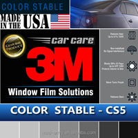 "30""x12"" CS5 Color Stable 5% VLT Automotive Car Solar Protecting 3M Window Tint Film"