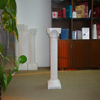 Event Party Supplies rotomolding interior furniture plastic roman pillar