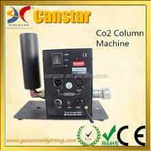 Disco Co2 Machine Party Co2 Jet DMX512 Stage Equipment co2 column 8meter to 10 meter co2 jet powercon design