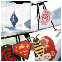 Free samples Wholesale Promotions Hanging car freshener / air freshener