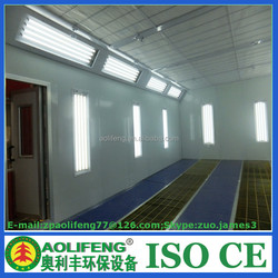 Hot Sale Spray Booth Paint Booth Bake Oven/Car Body Paint Spray Booth