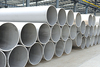 TP201/304 stainless steel chimney pipe
