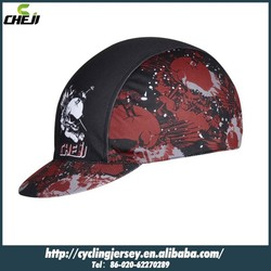 2014 Cheji sports cap Quick Dry Polyester Fabric free size