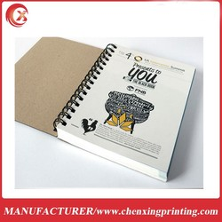 cheap paper printing instruction book wholesale