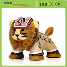 Encargo Leo'z serie 1 - Koralie juguete de plástico, animales de juguete de plástico, león de plástico de dibujos animados