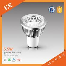 ce tuv saa ul approved aluminum body led spotlight cob, led lamp spotlight theater, dimmable spotlight for home