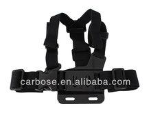 Top Chest Harness Strap Mount+Head Belt F GoPro HD Hero 1 2 3 Camera Accessories