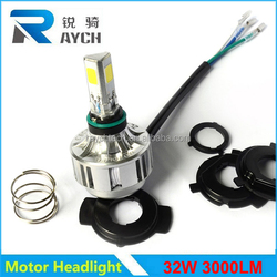 Factory supply 32W M3s 3000LM led headlight motorcycle