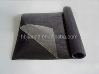 1.5 thick self-adhesive bitumen waterproof roofing membrane felt for wall