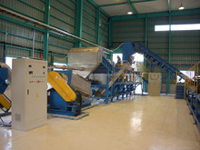 Top quality PE film Plastic Recycling machine