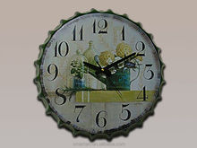 RetroStyle Wholesale Wall Clock For Decoration
