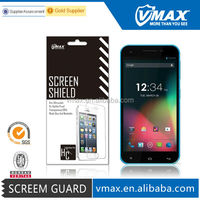 Top Quality&Brand Vmax Mobile phone LCD screen protector for Blu studio 5.5 oem/odm (High Clear)