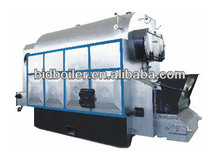 Widely application travelling grate coal fired hot water boilers