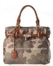 new fashion ladies fancy pu handbags