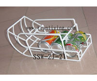many kinds of soft drink display stands