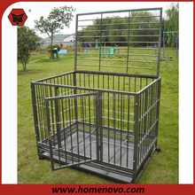 Competitive Price Commercial Heavy Duty Durable Steel Large Dog Show Cage For Sale