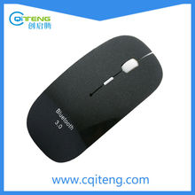 Factory For Computer Laptop PC Mini Size Flat Slim Bluetooth 3.0 Mouse