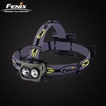 Hot New Products Dual Light Source Hunting FENIX Headlamp Rechargeable LED Head Lamp Waterproof