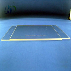 Transparent Heat Resistant Quartz Glass Heat Resistant Glass Panel Heat Resistant Quartz Glass Plate