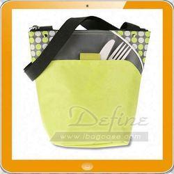 Waterproof tote cooler bag
