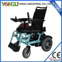 FDA certificate safe guarantee power electric wheelchair back hub motor 12v