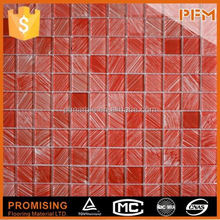 best price natural well polished small size mosaic mirror tiles