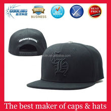 embroidery lace snapback hats
