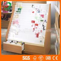 greeting card display rack